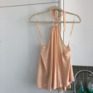 Club Monaco Halter Top